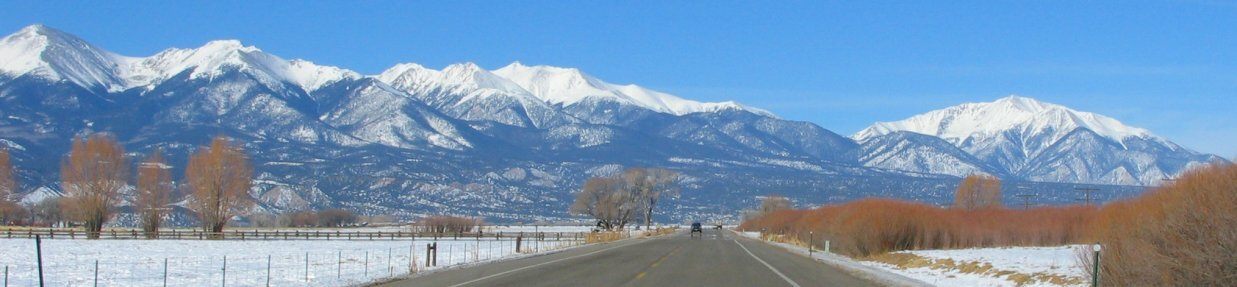 Sawatch Range Colorado
