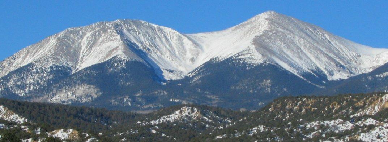 Mount Shavano Colorado