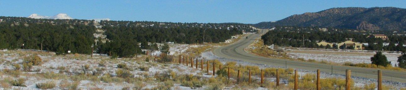 U.S. Highway 285 Colorado